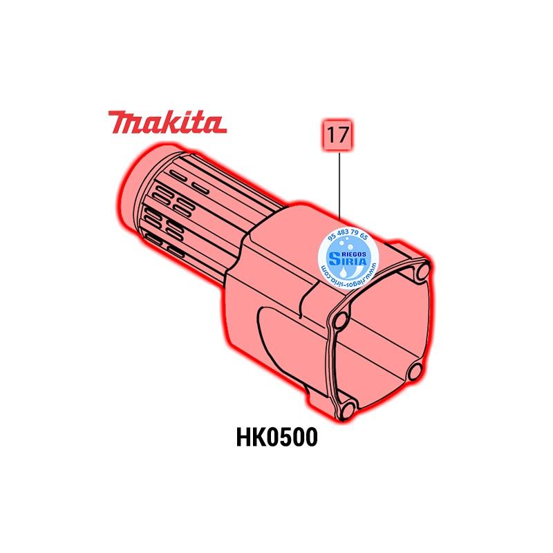 Carcasa Cañón Makita HK0500 416734-9