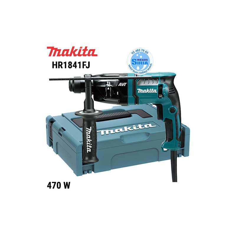 Martillo Ligero Makita 470W 18mm. AVT HR1841FJ HR1841FJ