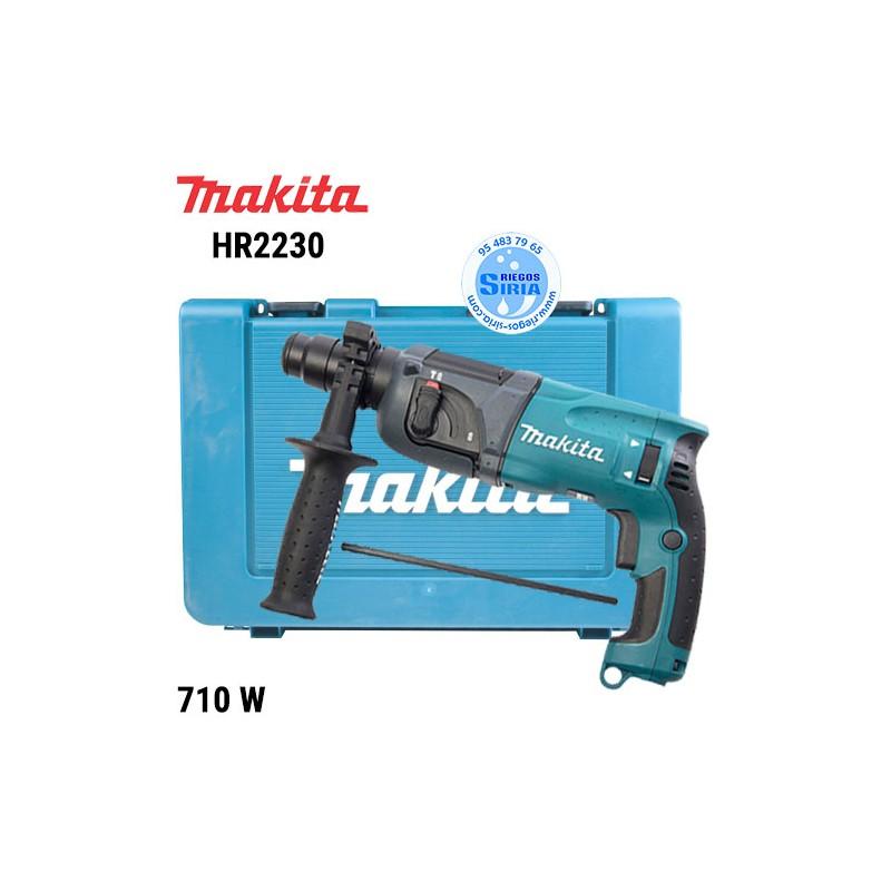 Martillo Ligero Makita 710W 22mm. HR2230 HR2230