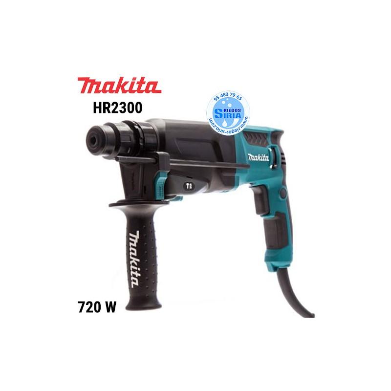Martillo Ligero Makita 720W 23mm. HR2300 HR2300