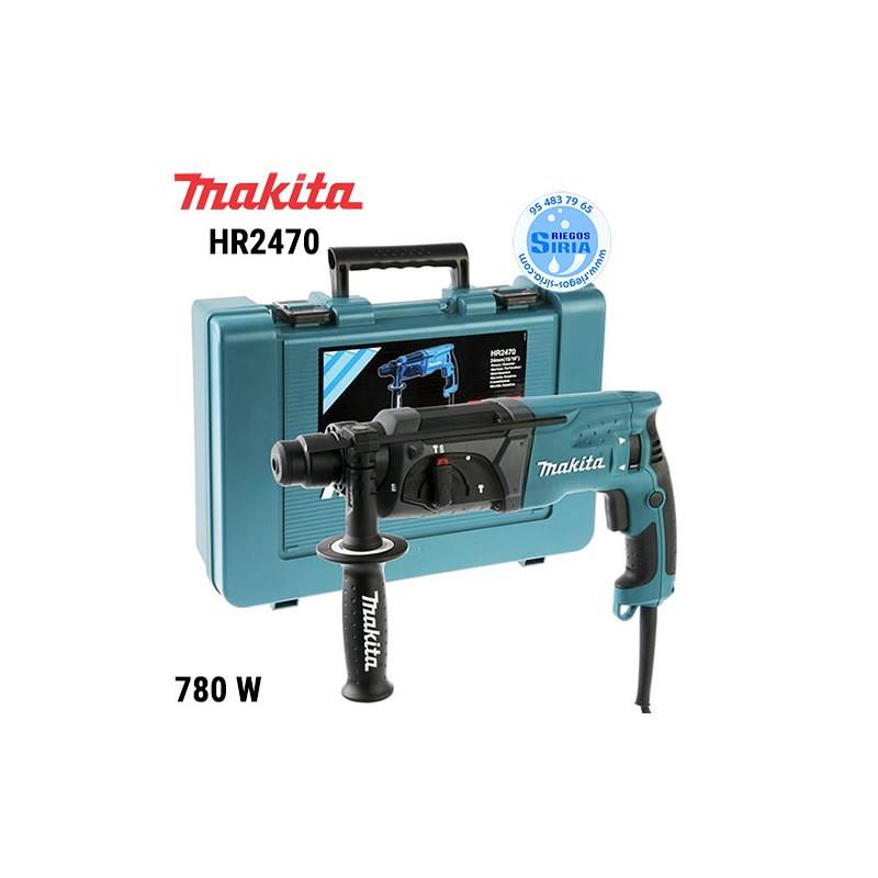 Martillo Ligero Makita 780W 24mm. HR2470 HR2470