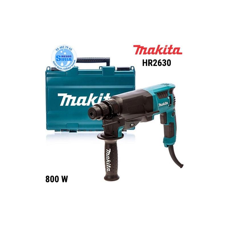 Martillo Ligero Makita 800W 26mm. HR2630 HR2630