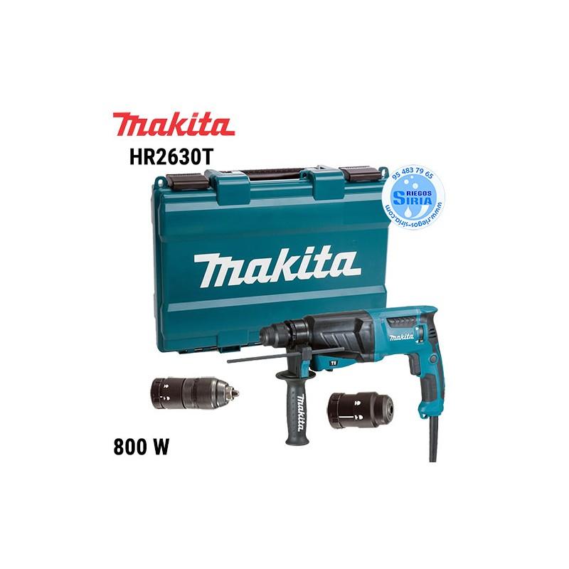 Martillo Ligero Makita 800W 26mm. HR2630T HR2630T