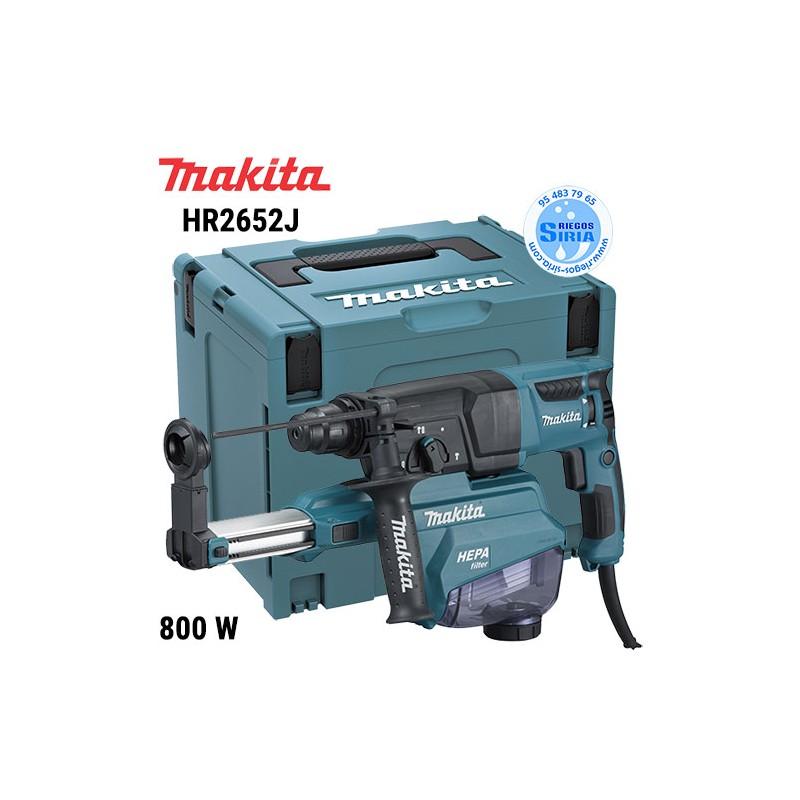 Martillo Ligero Makita 800W 26mm. HR2652J HR2652J