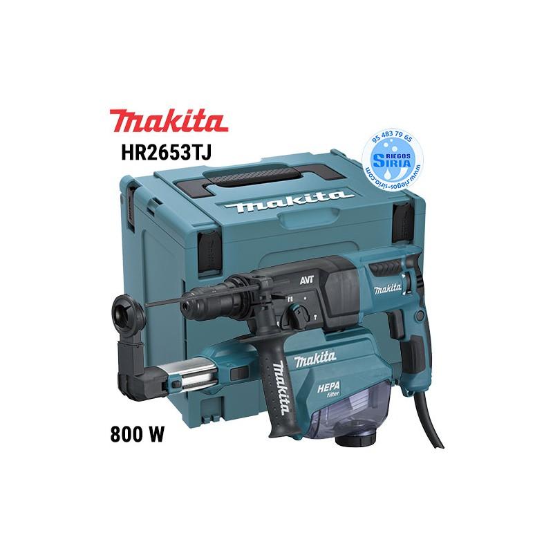 Martillo Ligero Makita 800W 26mm. AVT HR2653TJ HR2653TJ