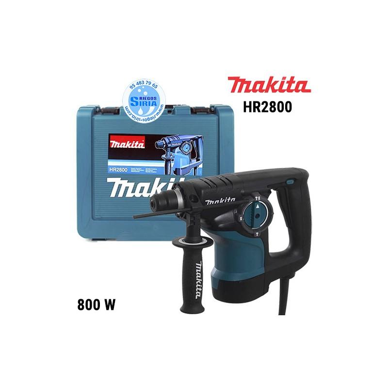 Martillo Ligero Makita 800W 28mm. HR2800 HR2800