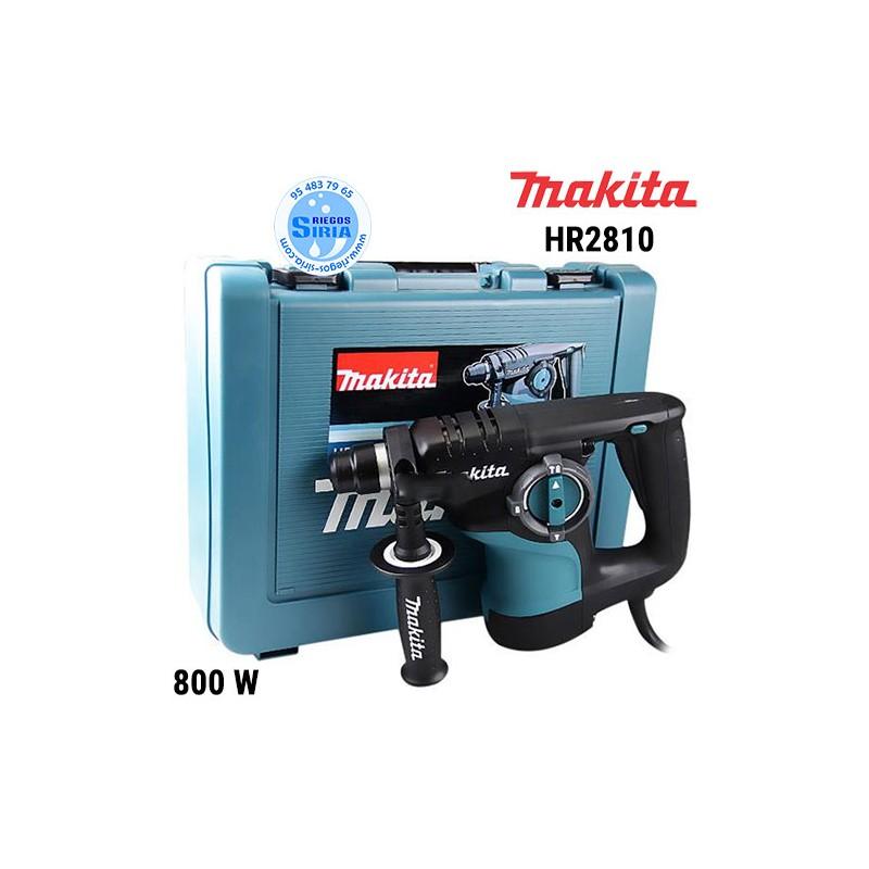 Martillo Ligero Makita 800W 28mm. HR2810 HR2810
