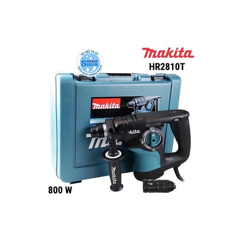 Martillo Ligero Makita 800W 28mm. HR2810T HR2810T