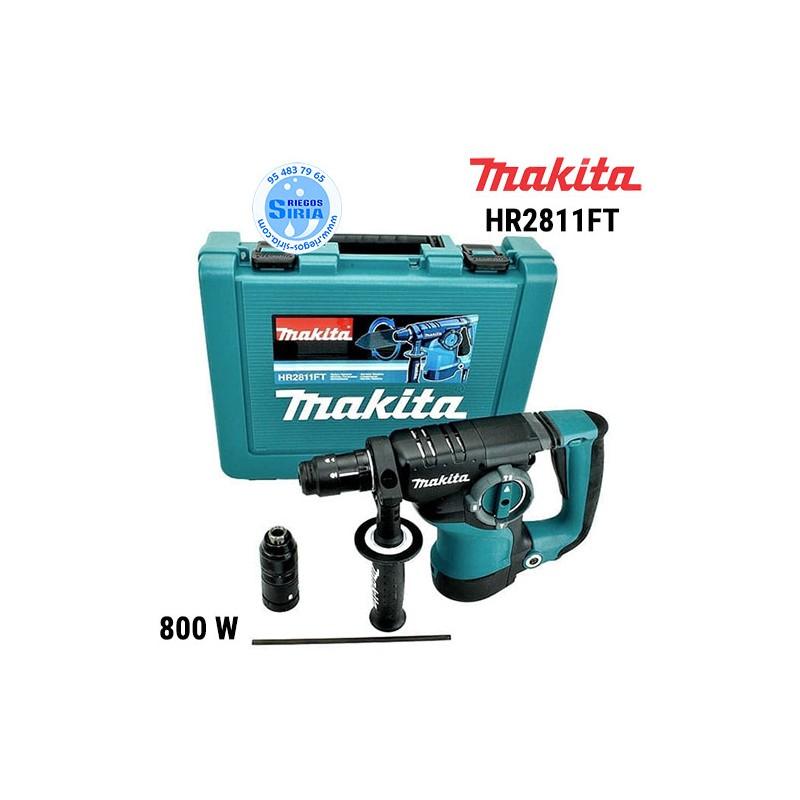 Martillo Ligero Makita 800W 28mm. HR2811FT HR2811FT