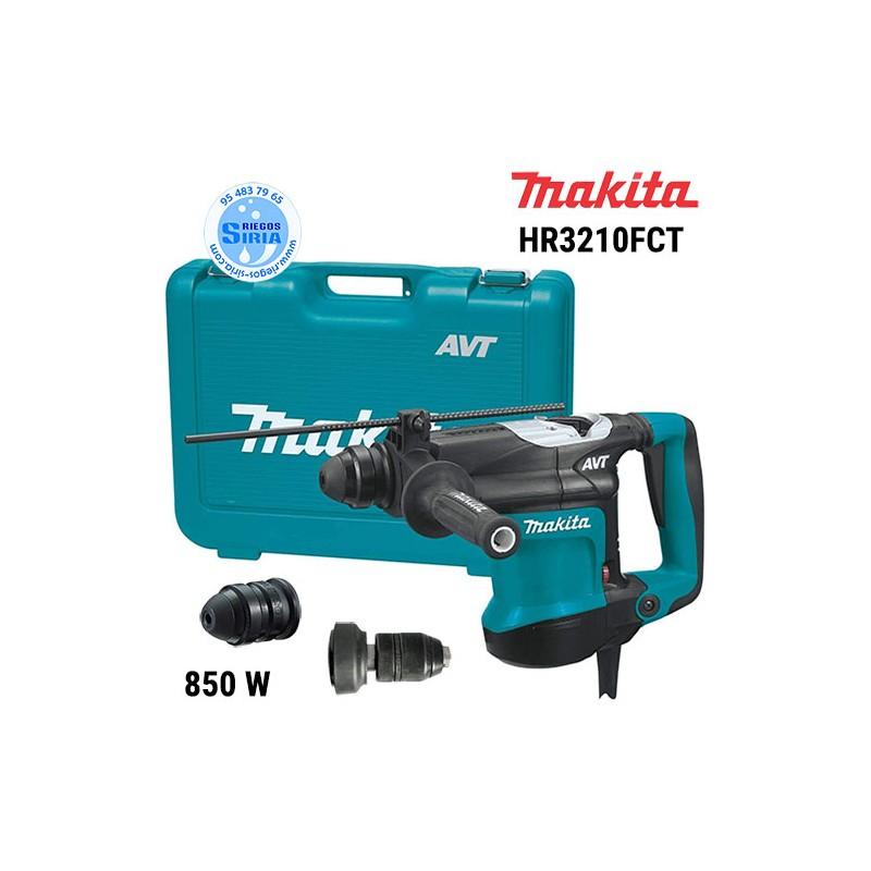 Martillo Combinado Makita 850W 32mm. AVT HR3210FCT HR3210FCT
