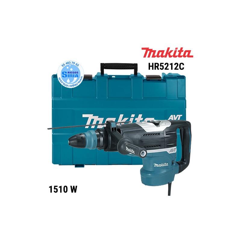 Martillo Combinado Makita 1510W 52mm. AVT HR5212C HR5212C