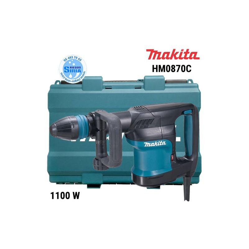 Martillo Demoledor Makita 1100W 5,1Kg. HM0870C HM0870C