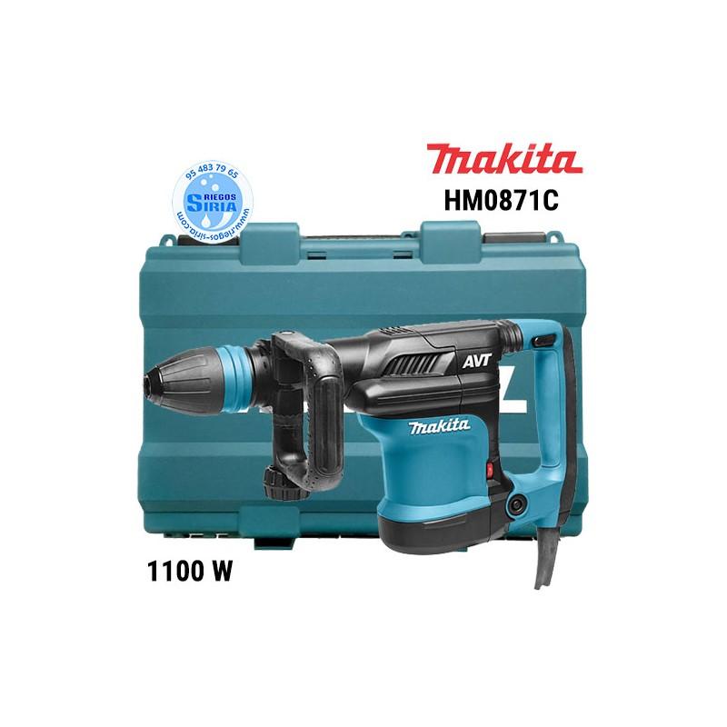 Martillo Demoledor Makita 1100W 5,6Kg AVT HM0871C HM0871C