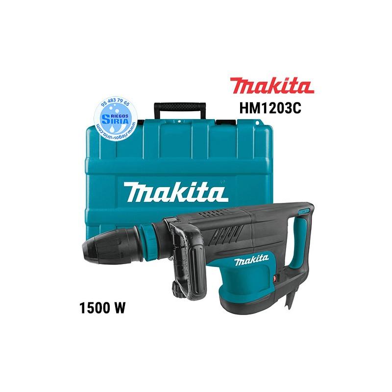 Martillo Demoledor Makita 1500W 9,7Kg. HM1203C HM1203C
