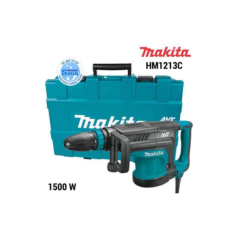 Martillo Demoledor Makita 1500W 10,8Kg. AVT HM1213C HM1213C