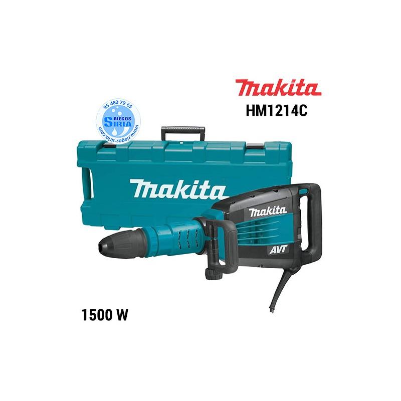 Martillo Demoledor Makita 1500W 12,3Kg. AVT HM1214C HM1214C