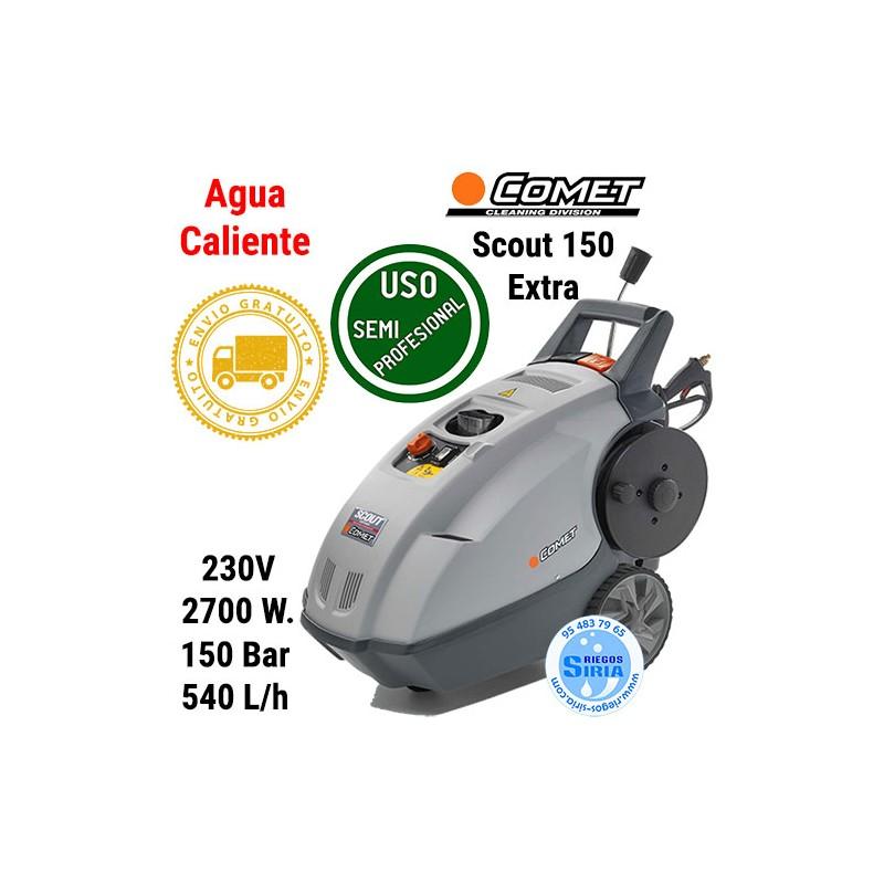Hidrolimpiadora Agua Caliente Comet Scout 150 Extra 9044 0002