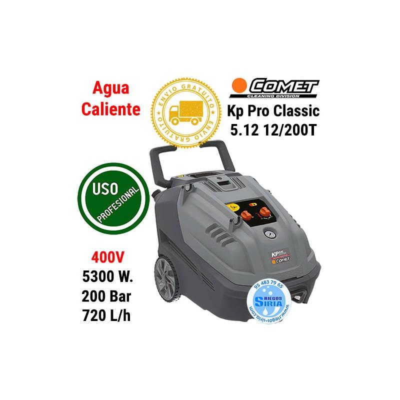 Hidrolimpiadora Agua Caliente Comet KP Pro Classic 5.12 9061 0102