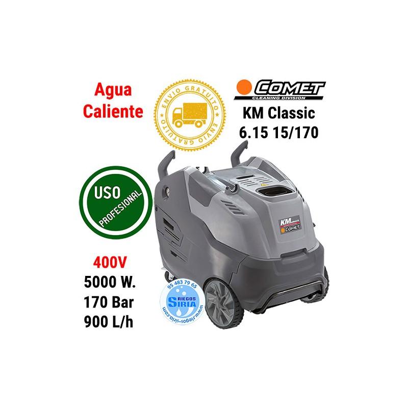 Hidrolimpiadora Agua Caliente Comet KM Classic 6.15 9060 0332