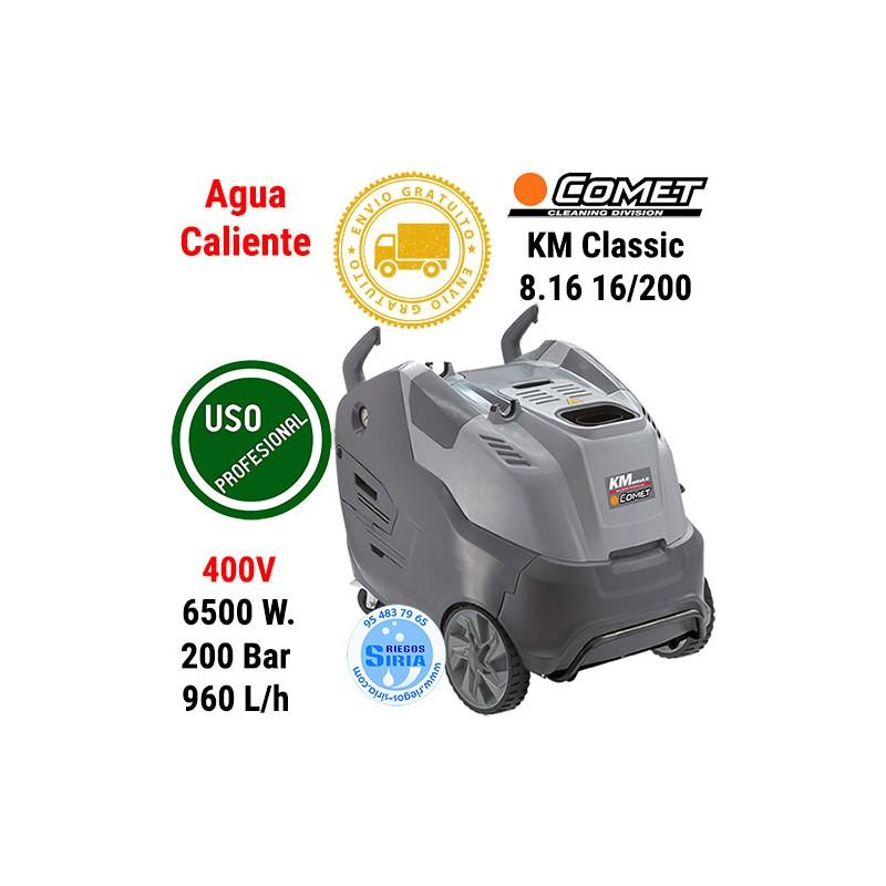Hidrolimpiadora Agua Caliente Comet KM Classic 8.16 9060 0334