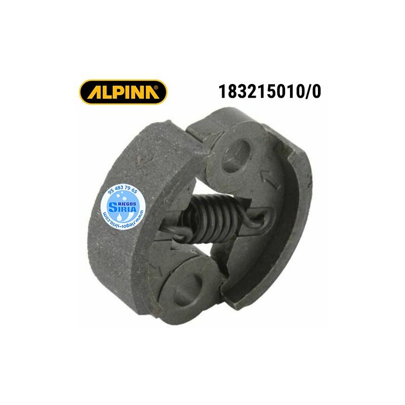 Embrague Alpina AHT60 H60 HTC550 HTJ550 MHTP24-2S HJ550 SHP60 160100