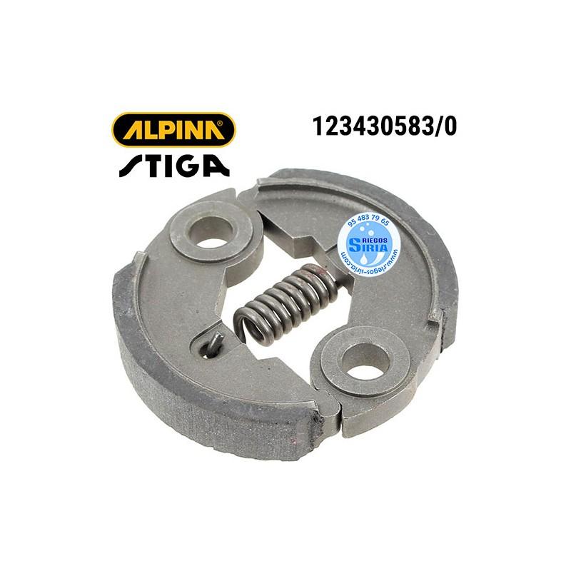 Embrague Alpina Stiga B33 B44 BJ335 BJ336 BJ346 BJC335 BJC336 BJC346 CB34 SB33 SB34 SB44 TB34 160107