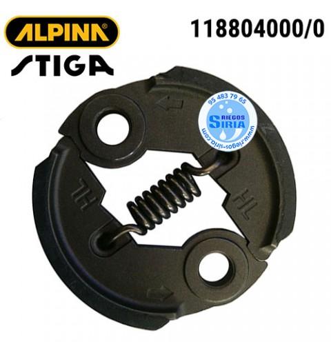 Embrague Alpina Stiga ABR32 ABR42 ABR52 B32 B42 B52 SBC232 SBC233D SBC242 SBC243D SBC252 SBC253 TB422D 160103