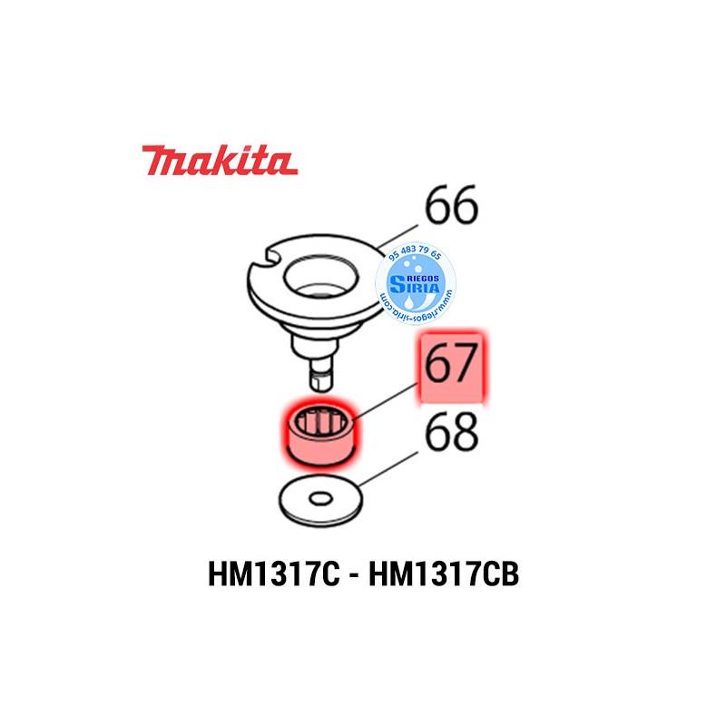 Rodamiento Agujas 1813 Makita HM1317C HM1317CB 212264-6