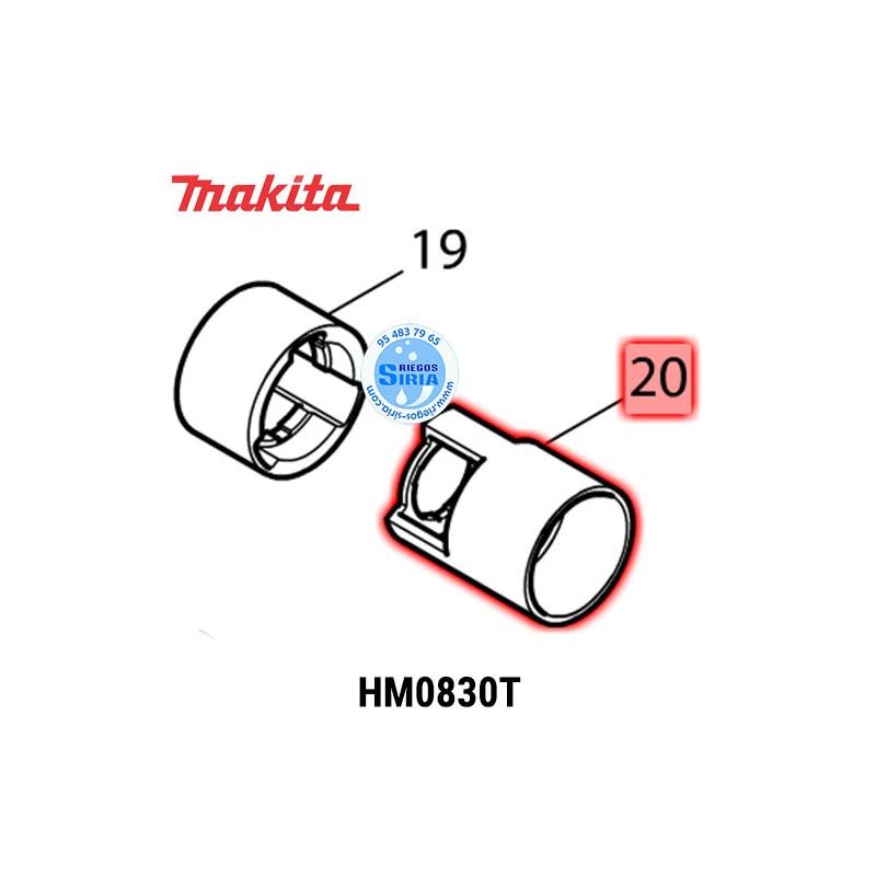 Camisa de Ajuste Makita HM0830T 418551-3
