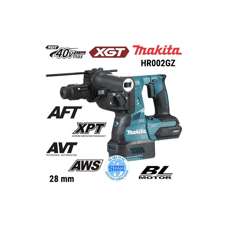 Martillo Ligero 40Vmax XGT BL 28mm. HR002GZ HR002GZ