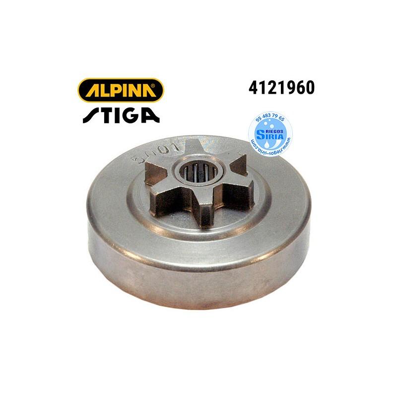Campana Embrague Alpina Stiga CP460 CP510 CP522S CX45 P450 P460 P500 P510 P522 SP460 SP510 SP522 120919