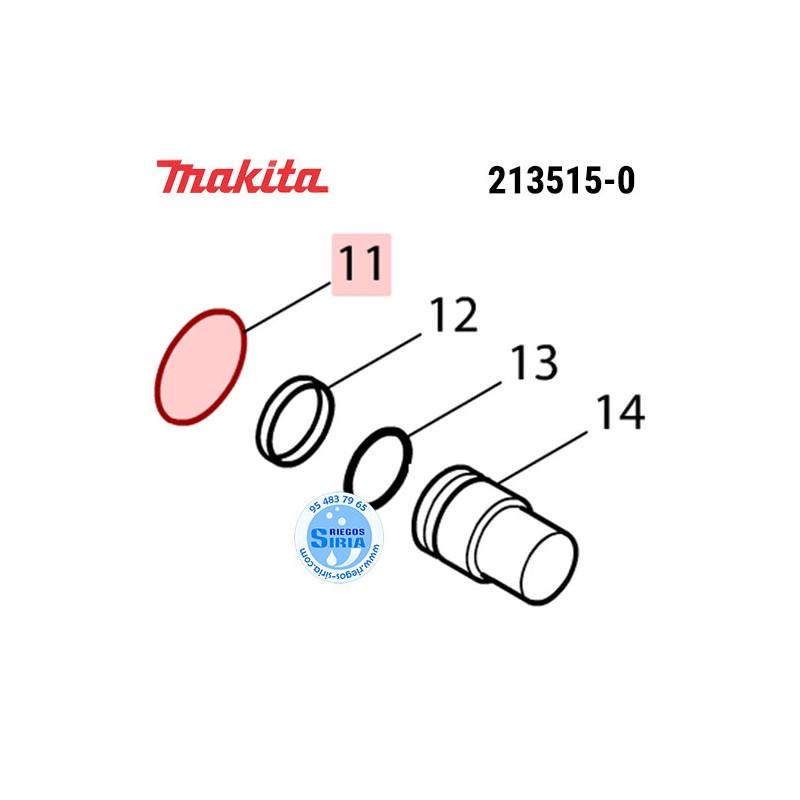 Junta Makita 9047 9049 9057S 9059 HM0830T HR4501C HR4511C HR5201C HR5211C 213515-0