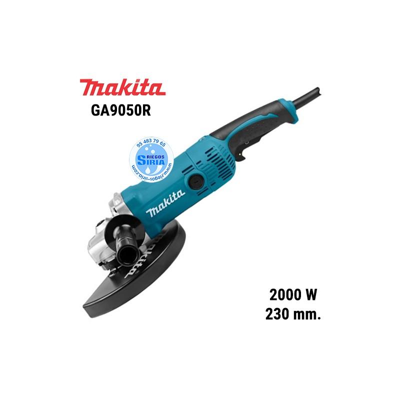 Amoladora Makita 2000W 230mm. SAR GA9050R GA9050R
