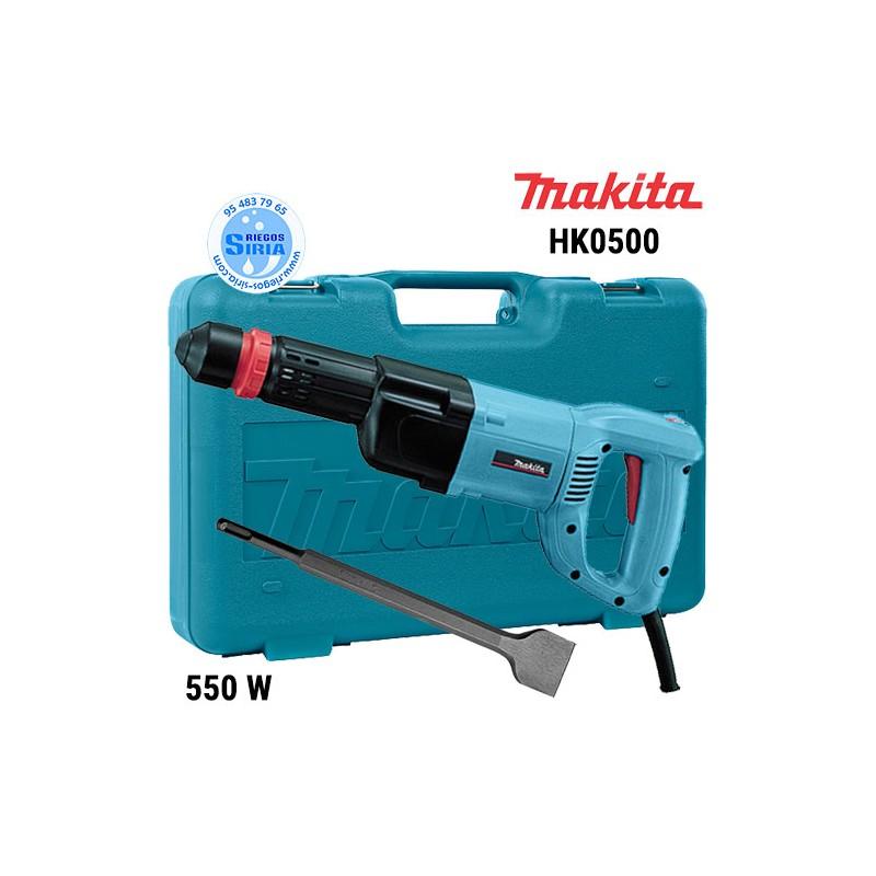 Martillo Mini Demoledor Makita 550W 3,2 Kg. HK0500 HK0500