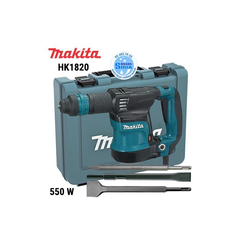 Martillo Mini Demoledor Makita 550W 3,4 Kg. HK1820 HK1820