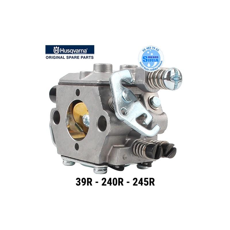 Carburador ORIGINAL Husqvarna 39R 240R 245R 030061