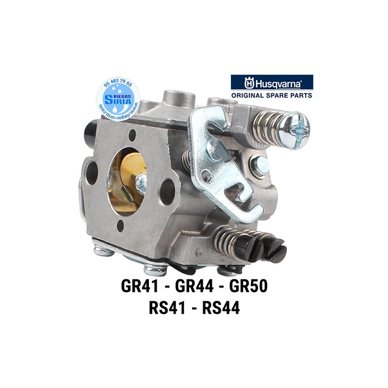 Carburador ORIGINAL Jonsered GR41 GR44 GR50 RS41 RS44 030061