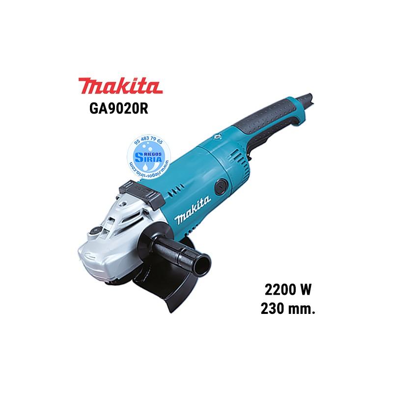 Amoladora Makita 2200W 230mm. SAR GA9020R GA9020R