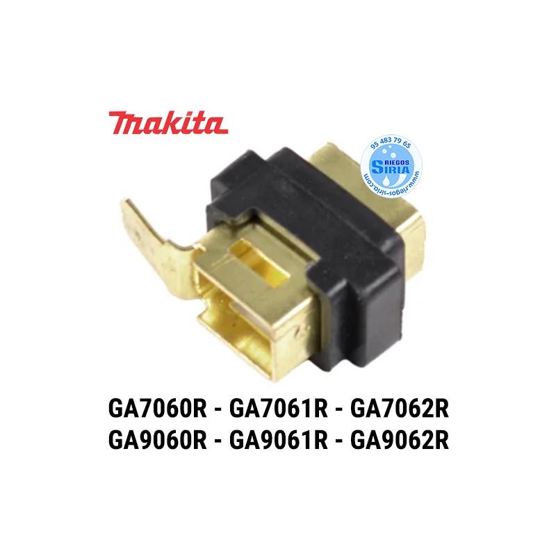 Portaescobillas Makita GA7060R GA7061R GA7062R GA9060R GA9061R GA9062R 643715-2