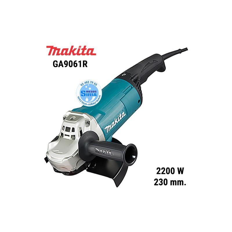 Amoladora Makita 2200W 230mm. SAR SJS GA9061R GA9061R