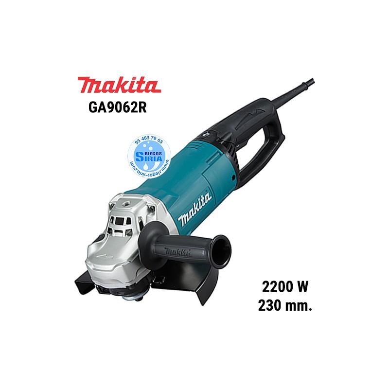 Amoladora Makita 2200W 230mm. SAR GA9062R GA9062R