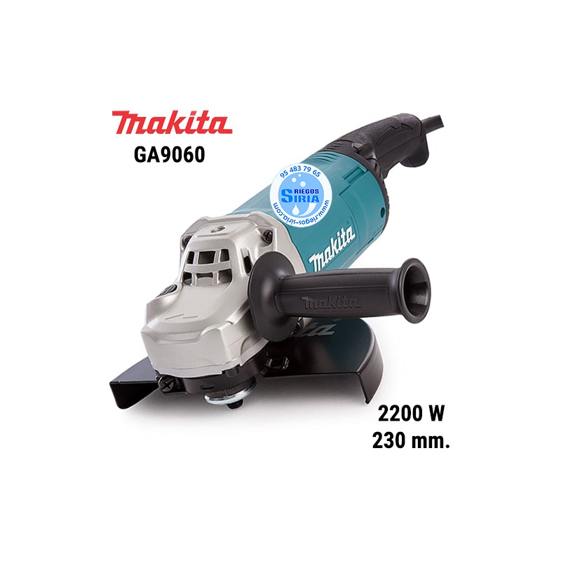 Amoladora Makita 2200W 230mm. GA9060 GA9060