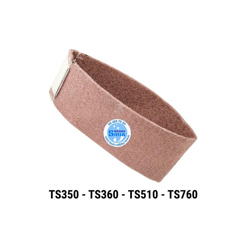 Prefiltro Filtro Aire compatible 08 08S TS350 TS360 TS510 TS760 020163