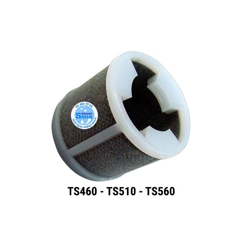 Filtro Aire Auxiliar compatible TS460 TS510 TS760 020687