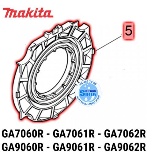 Difusor Makita GA7060R GA7061R GA7062R GA9060R GA9061R GA9062R 456238-9