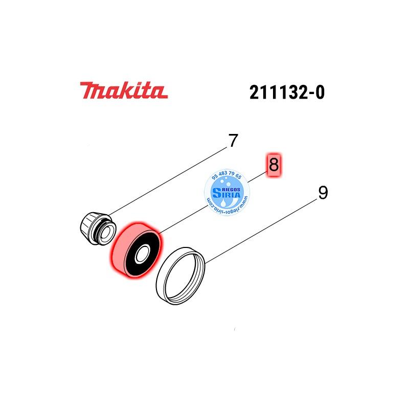Rodamiento 6301 LLB Makita 211232-0