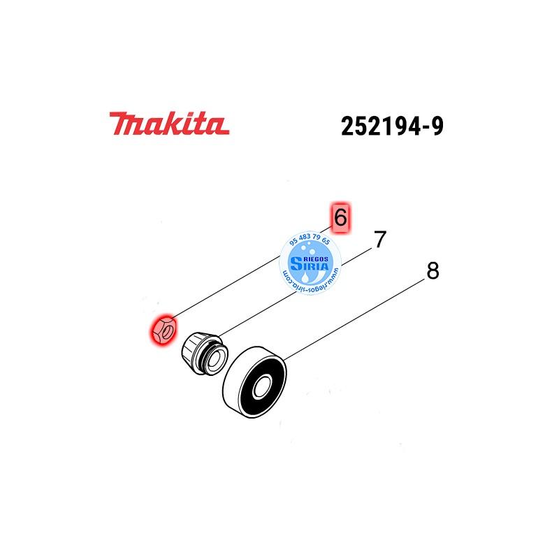 Tuerca M8 Makita 252194-9 252194-9