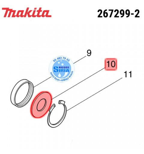 Arandela Plana 20 Makita 267299-2 267299-2