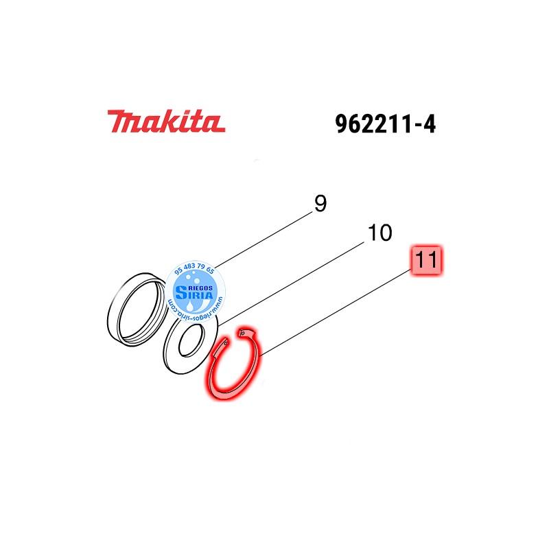 Grupilla R 42 Makita 962211-4 962211-4