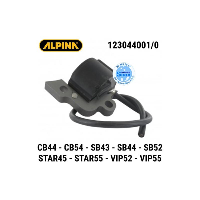 Bobina Alpina CB44 CB54 POWER45 POWER55 SB43 SB44 SB52 SB54 STAR45 STAR55 TB44 TB54 VIP52 VIP55 160126
